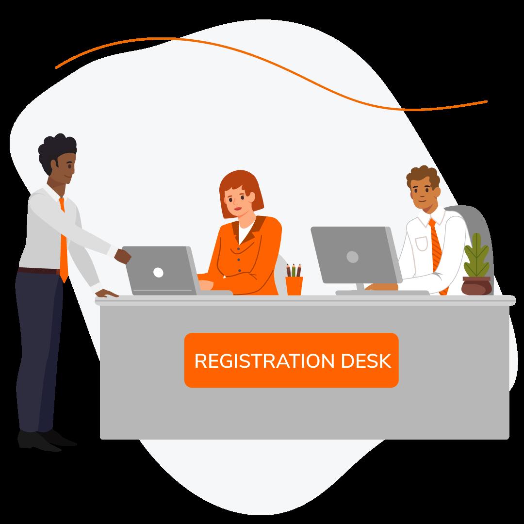 07 Registration management services gray